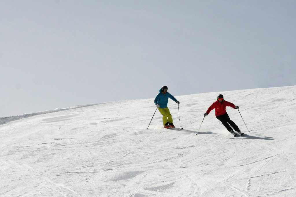 Skischule-hochzeiger